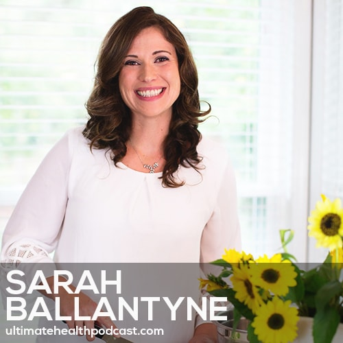 220: Sarah Ballantyne - Paleo Is Almost A Plant-Based Diet • Prioritize Sleep • AIP 101