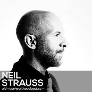 239: Neil Strauss – The Long Road To Success • Compartmentalize Your Week • Your Community Shapes You
