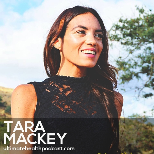 238: Tara Mackey - WILD Habits • Natural Ways To Calm Your Anxiety • Approaching Gratitude Differently