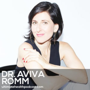 241: Aviva Romm - The Adrenal Thyroid Revolution • Permission To Pause • Embracing Adaptogens