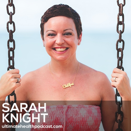 242: Sarah Knight - You Do You • Happiness In Imperfection • Managing Anxiety