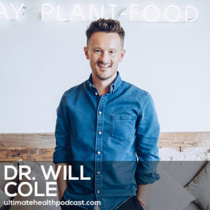 244: Dr. Will Cole - Plant-Based Keto Diet • Women & Ketosis • Fats For Brain Health