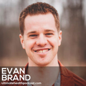 248: Evan Brand – Parasites, H. pylori, & Candida • Cavitation Surgery • Addressing Mental Health