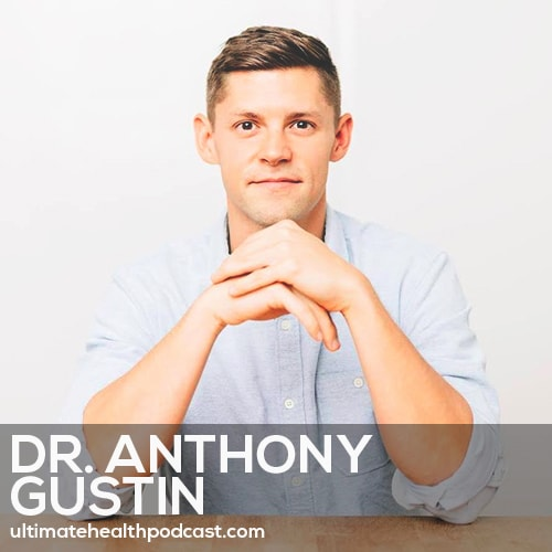 249: Dr. Anthony Gustin - The Carnivore Diet • Setting & Tracking Goals • Breaking Down Keto