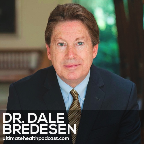 255: Dr. Dale Bredesen - The End Of Alzheimer's • Remove Amyloid Naturally • The Ketoflex 12/3 Diet