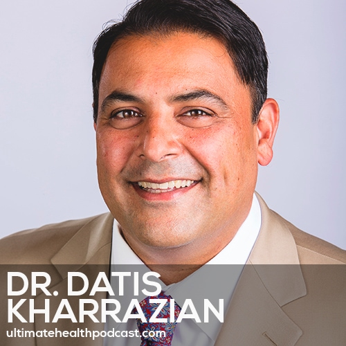 256: Dr. Datis Kharrazian - Why Do I Still Have Thyroid Symptoms? • Understanding Iodine • Vitamin D & Autoimmunity