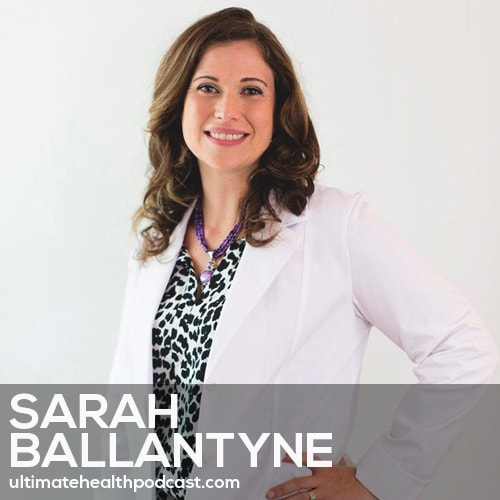 254: Sarah Ballantyne - Pregnancy And Hypothyroidism • Reintroductions On AIP • The Cruciferous Vegetable Myth