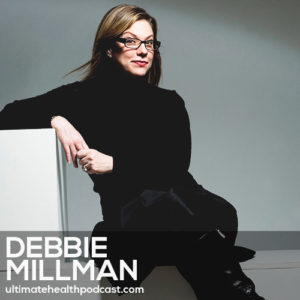 261: Debbie Millman – Manifesting Your Goals • Courage Before Confidence • Everything Worthwhile Takes Time