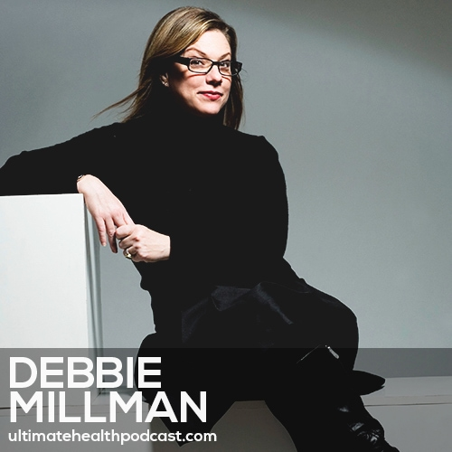 261: Debbie Millman - Manifesting Your Goals • Courage Before Confidence • Everything Worthwhile Takes Time