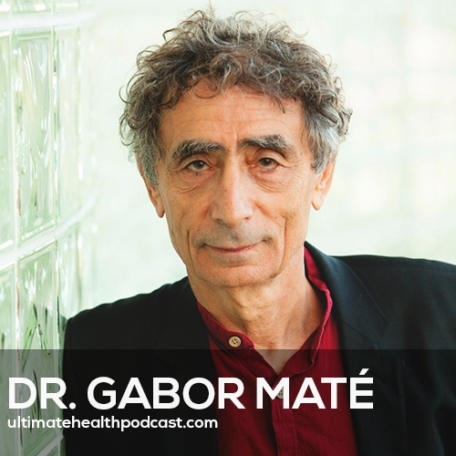 259: Dr. Gabor Maté - Trauma, Addiction, & The Use Of Psychedelics