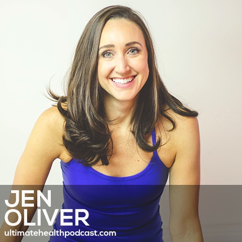 262: Jen Oliver - Core Rehab • Travelling With Young Kids • Saying Thank You
