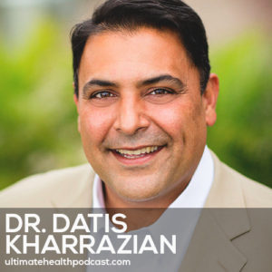267: Dr. Datis Kharrazian - Why Isn't My Brain Working?