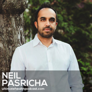 265: Neil Pasricha - How To Be Happy • Untouchable Days • Find Your Authentic Self