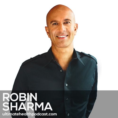 278: Robin Sharma - The 5 AM Club • Mastery Is A Process • The Power Of Solitude