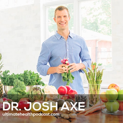 280: Dr. Josh Axe - Keto Diet • Treating Cancer With Food • Collagen Is Essential