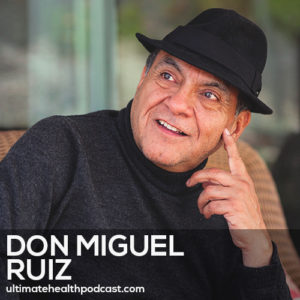 282: don Miguel Ruiz - The Three Questions • Stop Believing Your Thoughts • Normal vs. Irrational Fear