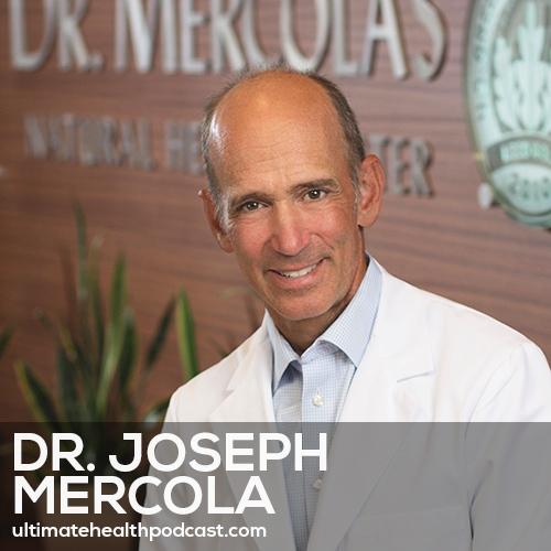 291: Dr. Joseph Mercola - KetoFast • Near-Infrared Saunas • Stop Eating Before Bed