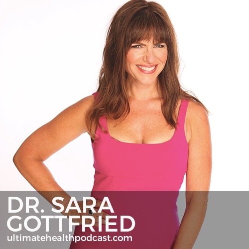 294: Dr. Sara Gottfried - Brain Body Diet, Start To Surrender, Reset With Intermittent Fasting