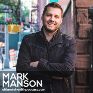 293: Mark Manson - We All Need Hope • Meditation Makes You Stronger • Happiness Is Overrated