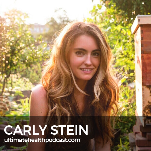 297: Carly Stein - The Role Of Bees, Sustainable Beekeeping, Bee Pollen Is Natures Multivitamin