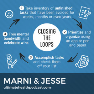 314: Focus Friday - Closing The Loops
