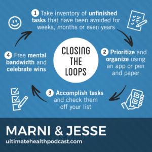 314: Focus Friday - Closing The Loops