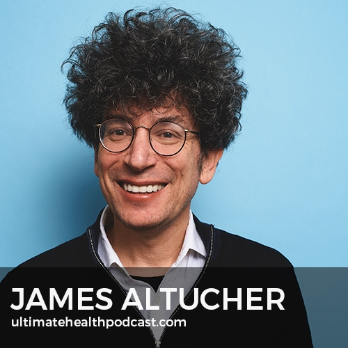 312: James Altucher - Reinvent Yourself, Defining Freedom, Comedians See The Truth