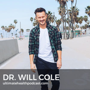 317: Dr. Will Cole - The Inflammation Spectrum, Managing Anxiety, Homeschooling