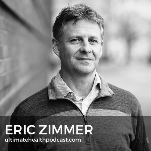 319: Eric Zimmer - Overcoming Addiction, Maintaining Community, Broadening Your Perspective