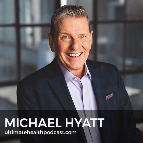 318: Michael Hyatt - Achieve More By Doing Less, Work Productivity Hacks, The Power Of Constraints