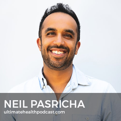321: Neil Pasricha - You Are Awesome, Intentional Living, Becoming Anti-Fragile