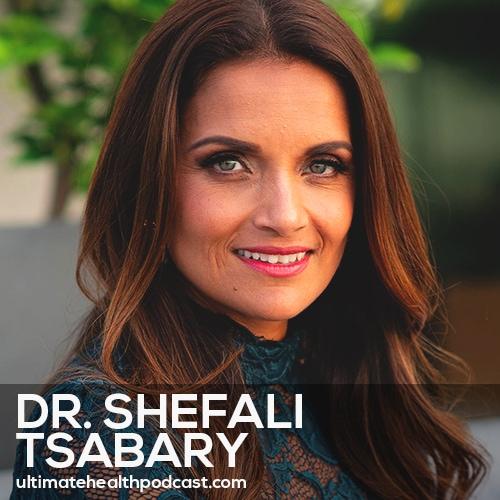 329: Dr. Shefali Tsabary - Conscious Parenting, Vipassana Meditation, Letting Go Of Perfection