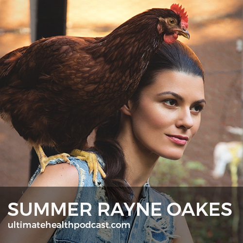 326: Summer Rayne Oakes - How To Make A Plant Love You