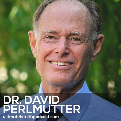 332: Dr. David Perlmutter - Brain Wash, Prioritizing Meditation, The T.I.M.E. Tool