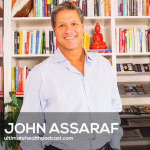 336: John Assaraf - Innercise, Goal Setting, Are You Committed?
