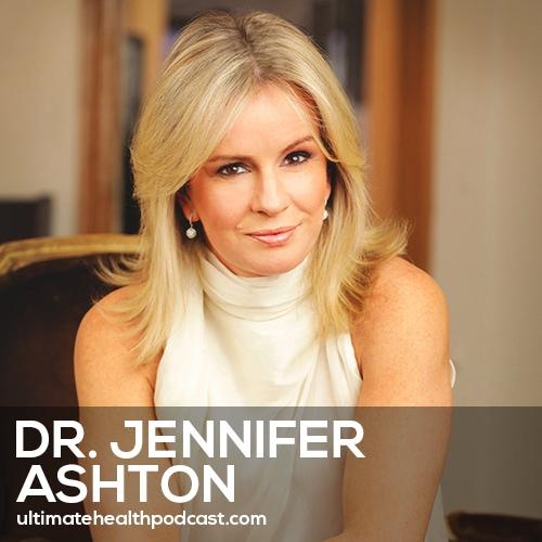 337: Dr. Jennifer Ashton - The Self-Care Solution