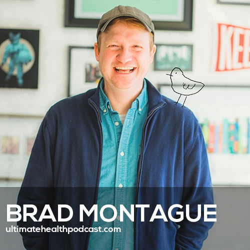 347: Brad Montague - Becoming Better Grownups, Creating Your Space Jam, Be Less Childish & More Childlike