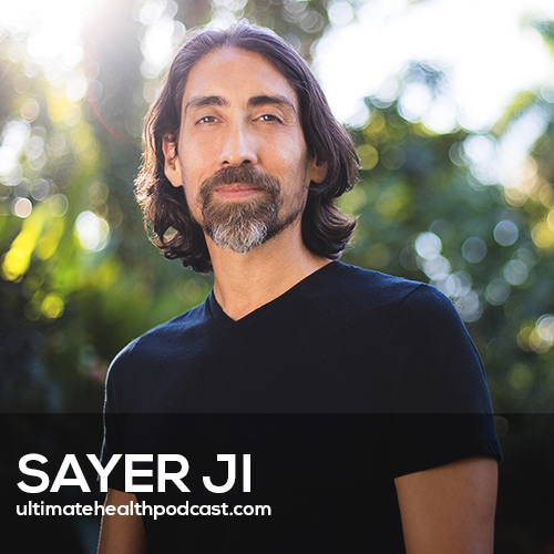 356: Sayer Ji - Unlocking Your Body's Radical Resilience