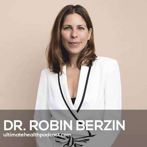 360: Dr. Robin Berzin - Transforming Medicine, Balancing A Career & Motherhood, Overcoming Cystic Acne