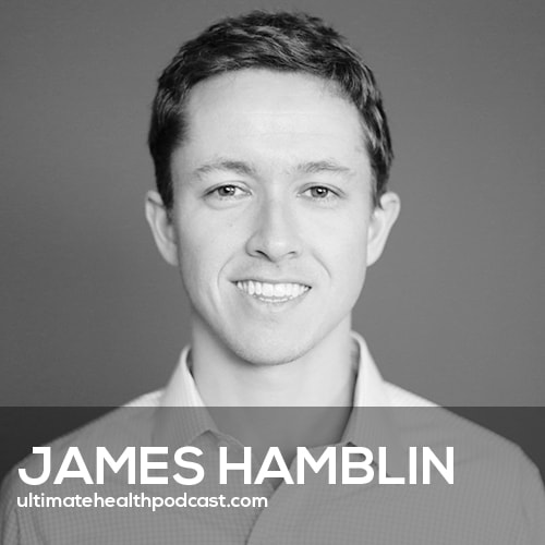 367: James Hamblin - The Impact Of Not Showering For 5 Years
