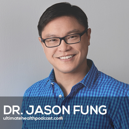 369: Dr. Jason Fung - Stop Snacking & Start Fasting