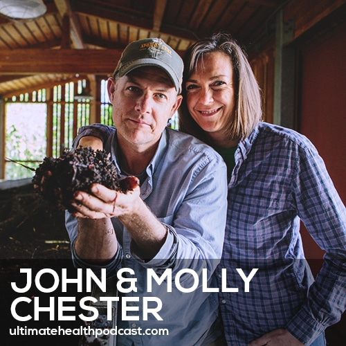 370: John & Molly Chester - The Biggest Little Farm