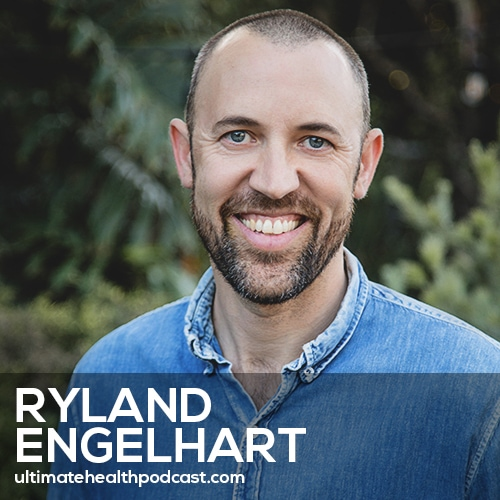 372: Ryland Engelhart - Kiss The Ground, The Story Of Cafe Gratitude, Regenerative Agriculture
