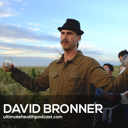 376: David Bronner - Dr. Bronner's Is More Than A Soap Company