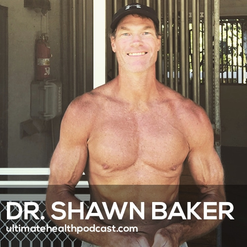379: Dr. Shawn Baker - The Carnivore Diet