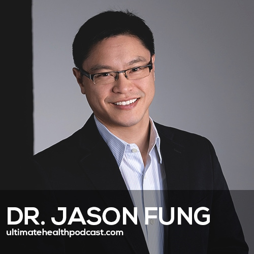 380: Dr. Jason Fung - A Revolutionary New Understanding Of Cancer