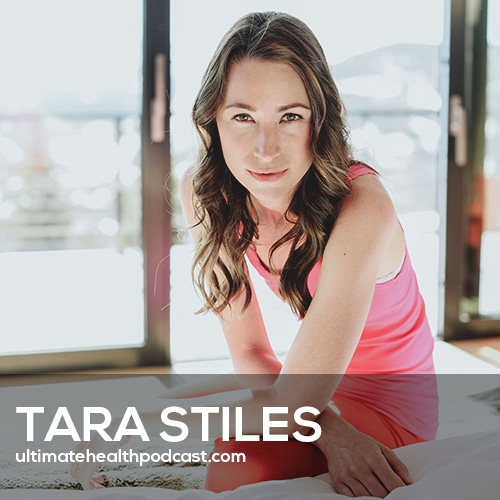 383: Tara Stiles - Why Doesn't Everybody Do Yoga?