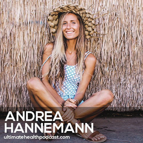 Andrea Hannemann (Earthy Andy) on Healing Chronic Health Issues by Embracing a Plant-Based Diet (#386)