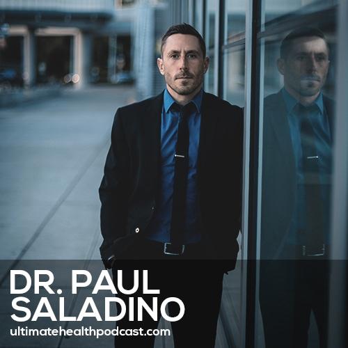 Dr. Paul Saladino on The Carnivore Code (#400)
