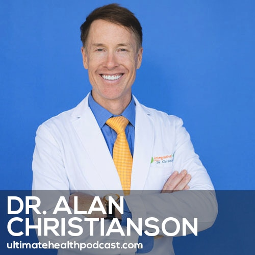 Dr. Alan Christianson on Healing Your Thyroid by Balancing Your Iodine (#411)